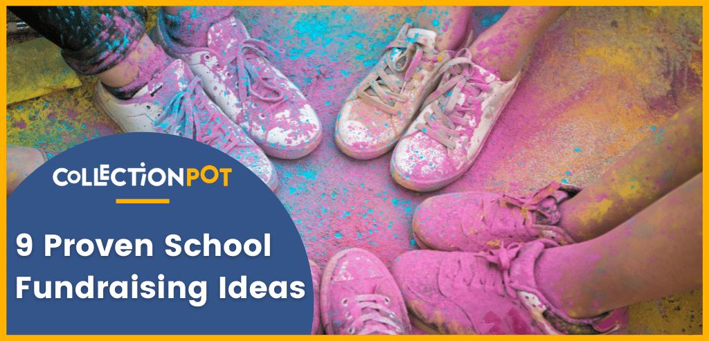 colour run as a school fundraising idea